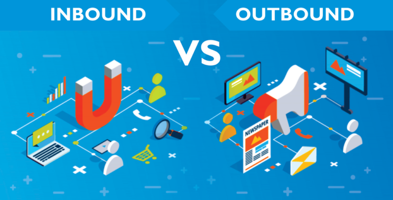 A diferença entre Inbound Marketing e Outbound