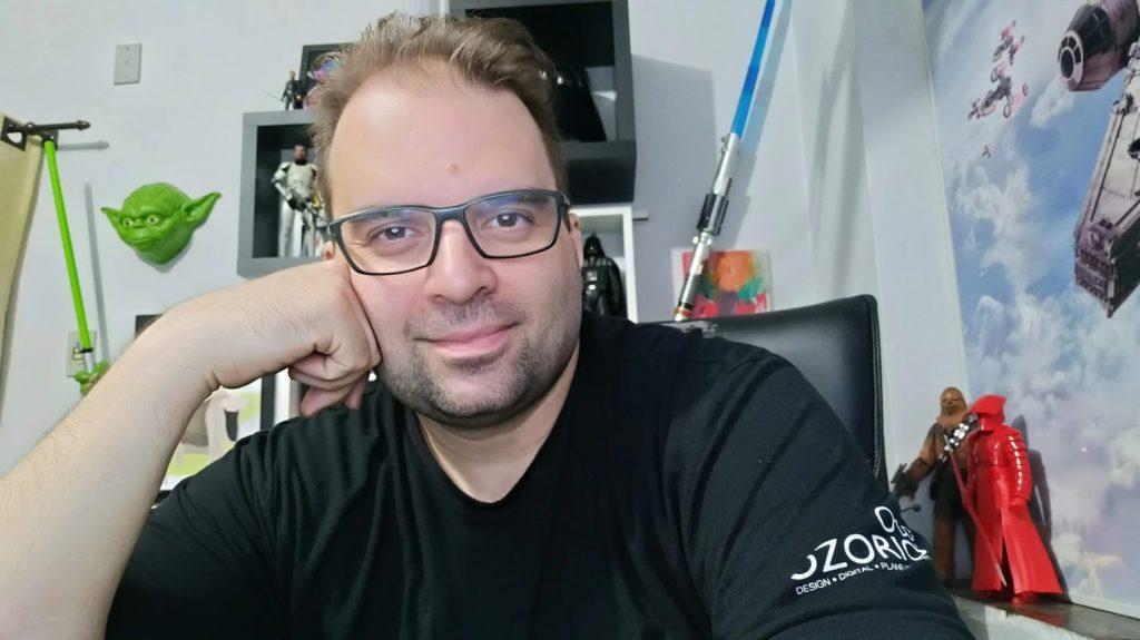 Claudio Ozorio - Mercadólogo